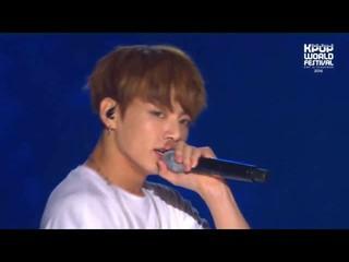【動画】防弾少年団、12分間のステージ。「2016 K-POP World Festival」、昌原。