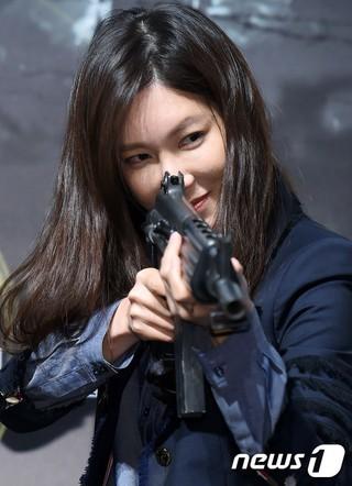 26日午前、ソウル江南区アプグジョンCGVで映画「ムスダン」製作報告会が開かれた。女優イ・ジア、などが参加。映画「ムスダン」は、韓国と北朝鮮の国境、非武装地帯(DM