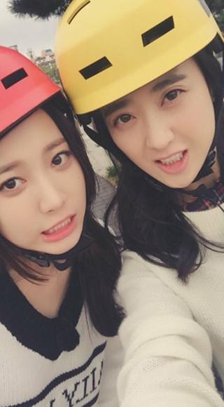 「GIRL&#39&#59;S DAY」ユラ、女優キム・ミンジョン、グルメ番組「Tasty Road」のMCたち。