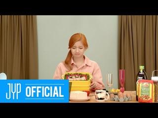 【動画】【公式JYP】TWICE(트와이스) &quot&#59;TT&quot&#59; TT FILM - DAHYUN