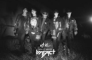 「IMFACT」、2ndシングル「斑爛」ティーザー画像公開。 (3枚)