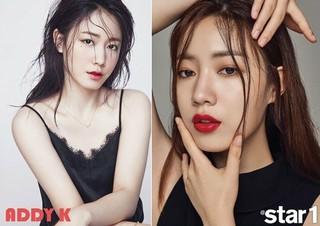 女優リュ・ヒョヨン、T-ARA 出身ファヨン、双子の違い。
