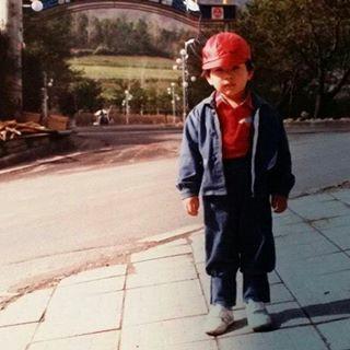 SE7EN、SNS更新。子どもの頃の写真を公開。 (1枚)