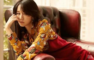 歌手・女優イ・ジョンヒョン、表紙モデル。雑誌「BIG ISSUE」。 (3枚)