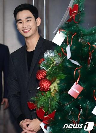 俳優キム・スヒョン、「Healthy Winter」キャンペーン参加。 (4枚)