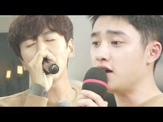 【動画】EXO D.O. + 俳優イ・グァンス、「会いたい」デュエット。「ランニングマン」