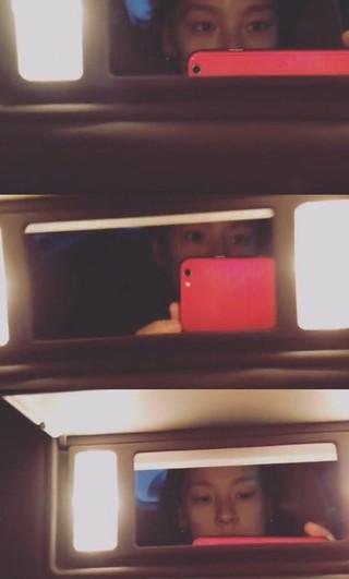 歌手イ・ヒョリ、SNSカムバック。ステージへのカムバックはいつ? (1枚)