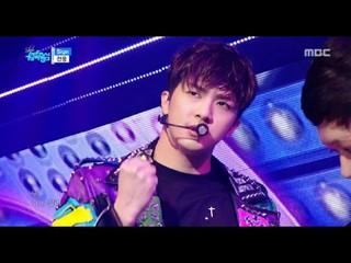 【動画】[公式] MBLAQ 出身チョンドゥン Thunder - Sign, Show Music core 20161217