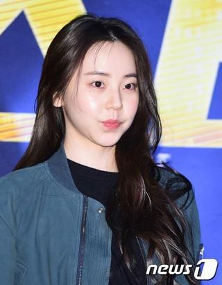 女優アン・ソヒ(元Wonder Girls)、映画「マスター」VIP試写会に出席。@ソウル・永登浦CGV