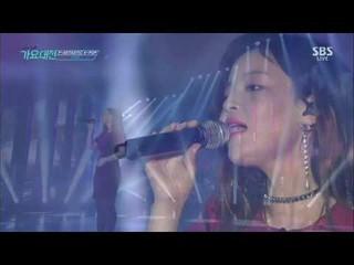 【動画】Lee Hi (イ・ハイ) - Breathe (ため息) @ 2016 SBS 歌謡大典