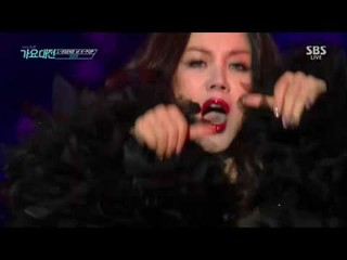 【動画】オム・ジョンファ Uhm Jung Hwa - Dreamer @ 2016 SBS 歌謡大典