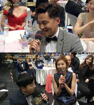 俳優イ・ソジン、ドラマ「結婚契約」で相手役の「AFTERSCHOOL」ユイに対する「視線」は本気だった。その時は、ユイに彼氏がいる事を知らなかった。。MBC演技大賞、大賞候補インタ