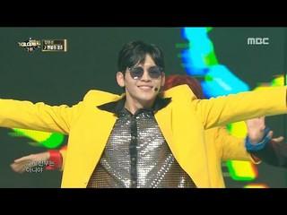 【動画】UP10TION - 裸足の青春、MBC歌謡大祝典