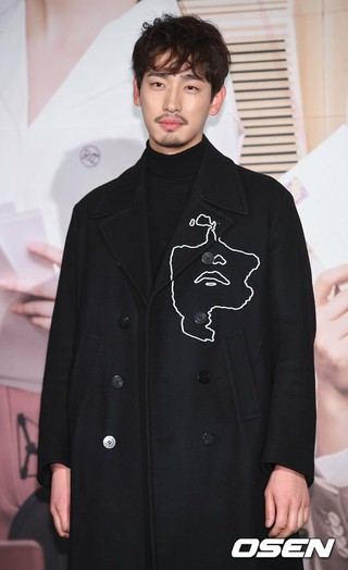 俳優ユン・パク、KBS月火ドラマ「ラジオロマンス」制作発表会に出席。