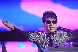 「K POPの元祖」チョー・ヨンピル、「デビュー50周年」のツアー。