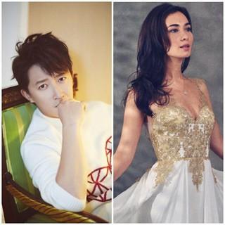 Super Junior 出身ハンギョン、「熱愛」宣言。●相手は香港生まれの米国女優「セリーナ・ジェイド」●有名な米国ドラマ「Arrow」に出演。●中国映画にも出演。