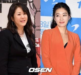 女優コ・ヒョンジョン がPDとの不仲で降板したドラマ「リターン」、今日(14日)は正常放送。パク・チニ との2人1役。