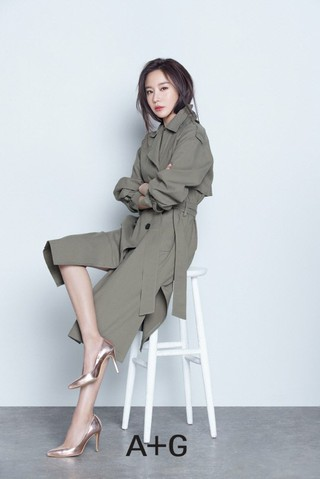 女優キム・アジュン、画報公開。