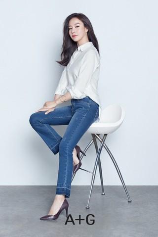 女優キム・アジュン、画報公開。追加分。