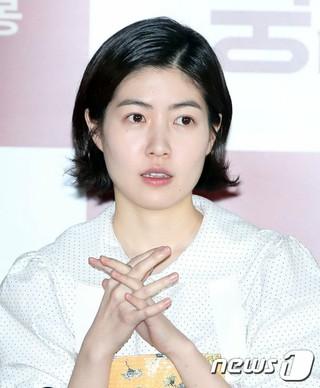 女優シム・ウンギョン、映画「相性」メディア試写会に出席。