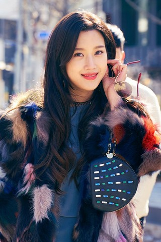 MBCの新月火ドラマ「偉大な誘惑者」、女優ムン・ガヨン のスチールを初公開。