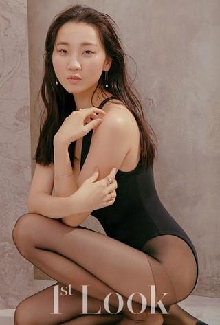 トップモデルのチャン・ユンジュ、画報公開。1stLook。