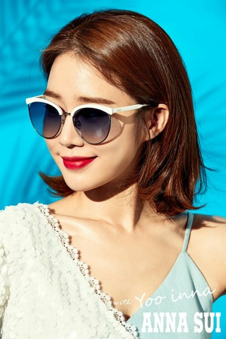 女優ユ・インナ、画報公開。
