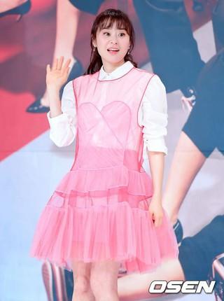 女優チェ・ガンヒ、KBS新水木ドラマ「推理の女王シーズン2」制作発表会に出席。26日午後。ソウルTIMES SQUAREアモリスホール。