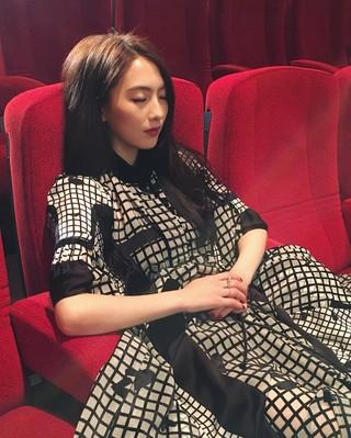 【I公式】KARA 知英(ジヨン)、SNS更新。「映画レオンはご覧になりましたか?」