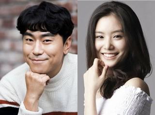 俳優イ・シオン、6歳年下の女優ソ・ジスンとの熱愛認める。5か月前から交際中。
