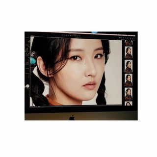 【i公式】4Minute出身 ジヒョン[JIHYUN]、近況を公開。●ポスター写真を撮影中。●ユン・シユン 主演ドラマ「大君」でルシゲを演じる。