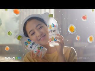 【動画】【韓国CM】女優パク・ボヨン、「TORETA」CF #3
