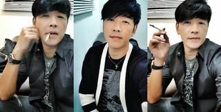 リュ・シウォン、SNSに掲載したたばこセルカが物議かもす。リュ・シウォン側の関係者は「大きな問題になると予想できなかった」。