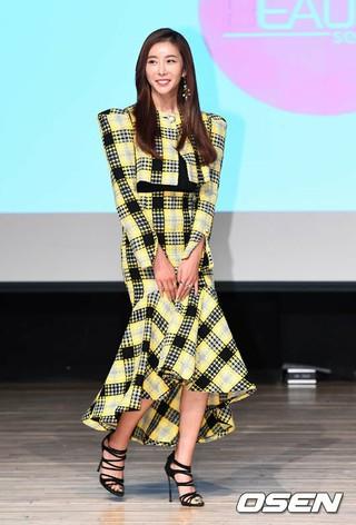 女優ハン・ウンジョン、KBS WORLD「THE BEAUTYシーズン2」制作発表会に出席。