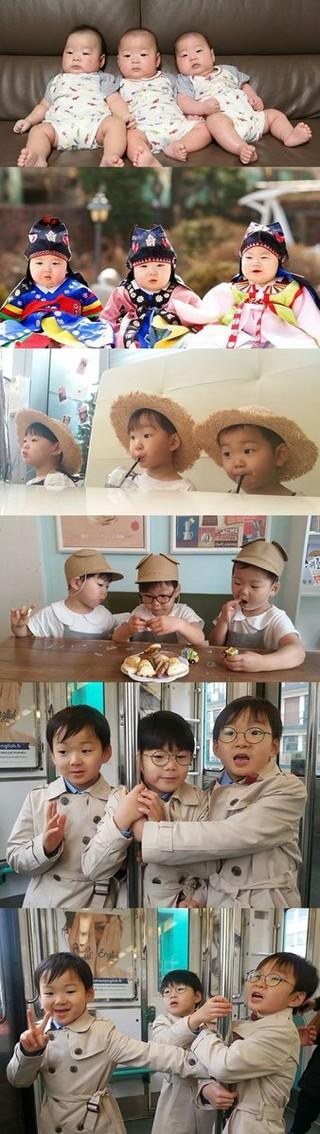 俳優ソン・イルグク、6歳になった息子の三つ子ちゃんたちの誕生日を祝ってくれたファンに感謝。