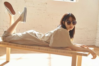 女優シン・ミナ、画報を公開。雑誌「THE STAR」、追加分。