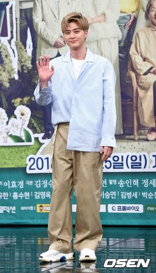 俳優キム・ジフン、MBC新週末ドラマ「金持ちの家の息子」制作発表会に出席。