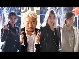 【動画】【直カムS】180324ソウルファッションウィーク。T-ARA ヒョミン、ユ・ビョンジェ、アイリーン、イ・チョンア の直カムが公開。