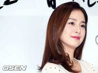 女優キム・テヒ、出産後はじめて公式の場へ。29日、ソウル市内で行われる某ブランドのイベントに出席予定。