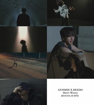 B.I.G ゴンミン×ヒド、ユニット曲「Don't Worry」の個人ティーザー映像公開。