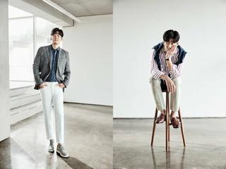 俳優ユン・ゲサン、画報公開。「MAESTRO」。