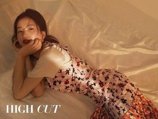 女優キム・テリ、画報公開。「HIGHCUT」。