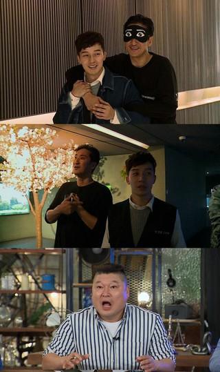 俳優シン・ヒョンジュン、自身の父親が死去した際、人気タレントのカン・ホドンが最後まで傍を離れずにいてくれたことを明かす。
