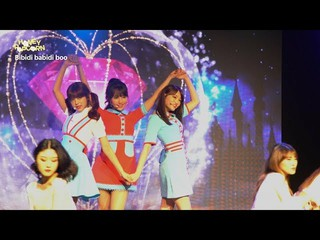 【動画】【公式】HONEY POPCORN、[Showcase Stage]公開。
