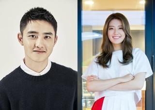 EXO D.O.&女優ナム・ジヒョン、tvNドラマ「100日の朗君様」出演を確定。下半期放送。