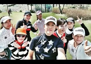 俳優リュ・シウォン、SNS更新。チョ・ソンハやイ・ファソン ハン・ウンジョンらと楽しいゴルフ集会。