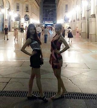女優ユ・インナ、歌手IU との海外旅行写真を公開。