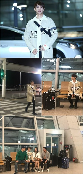 SHINee ミンホ キム・グラ イ・シヨン ソル・ミンソク、MBC「線を超えるやつら」撮影のためヨルダンへ出国。25日未明。