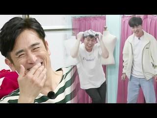 【動画】【公式sbe】BTOB ユク・ソンジェ、俳優チャ・インピョ の名場面を真似る「個人技」。