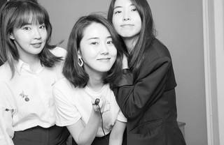 4Minute 出身ホ・ガユン、近況公開。チョン・ジユン クォン・ソヒョンとのスリーショット。解散しても友情は永遠。